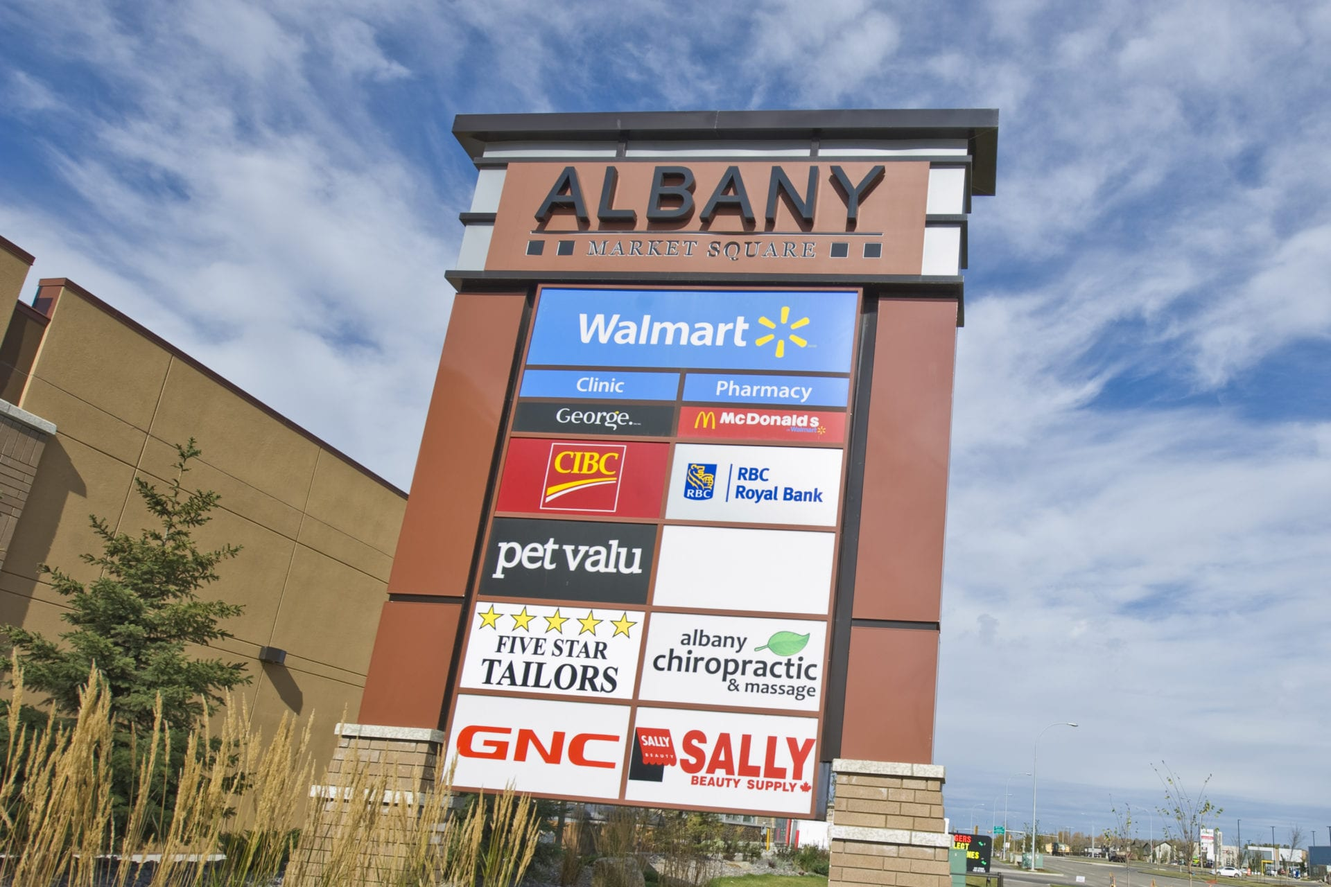 Albany Market Square